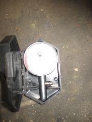Präzisions-Luftdruckprüfer für luftunterstützte Motorradgabel