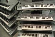 keyboard yamaha tyros 3 musik equipment gebraucht. Black Bedroom Furniture Sets. Home Design Ideas