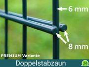 Doppelstab PREMIUM Komplettset - 2 0m
