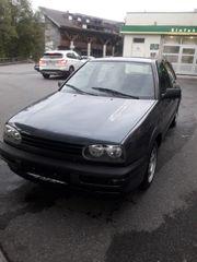 VW Golf 3 Syncro