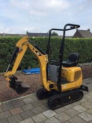 Microbagger Minibagger Caterpillar Cat 300