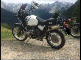 Motorräder Verschiedenes - BMW GS 100