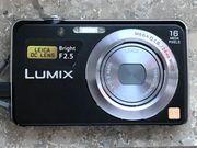 Panasonic Lumix DMC-FS45 16 1