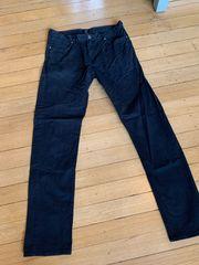 H M jungen Jeans schwarz