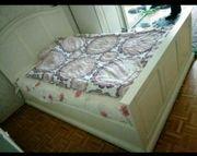 ikea bett haushalt m bel gebraucht und neu kaufen. Black Bedroom Furniture Sets. Home Design Ideas