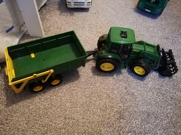 Traktor Bruder