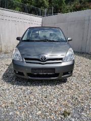 Toyota Corolla Verso 7 sitzer
