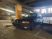 BMW 316 E36 Leder
