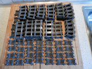 57 Lego RC-Schienen 32 Flexschienen