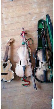 Geigen alt