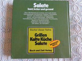 Fach- und Sachliteratur - Kochkunst heute Salate - Vintage erschienen