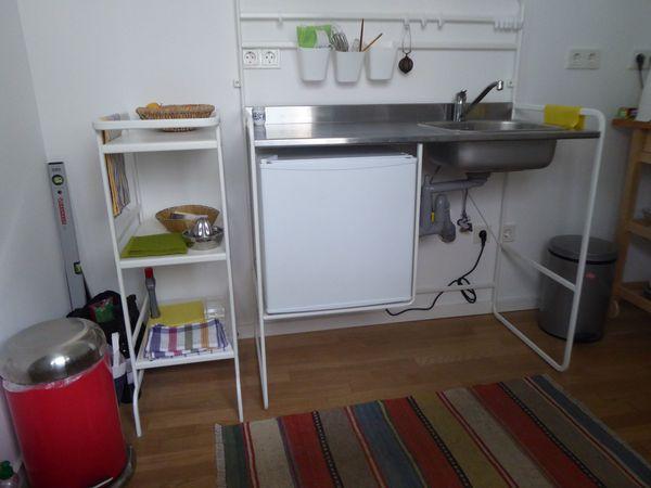 Miniküche Sunnersta von Ikea
