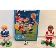 Playmobil 4702 Fußballspieler Tip Kick