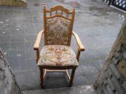 Wohnzimmertisch 4 Stühle 2 Sessel