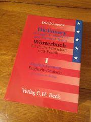 Dietl Lorenz Wörterbuch für Recht