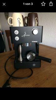 Saeco Espressomaschine Inkl 4 Tasse