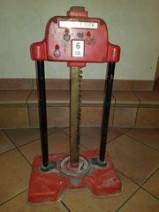 F DICK Wurstfüllmaschine Eindrückmaschine 6