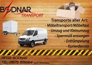 Möbeltaxi Möbeltransport Transport Möbel transport