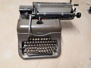 Schreibmaschine Triumph Matura