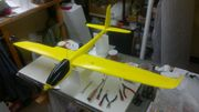 Modellflugzeug Segelflugzeug AX