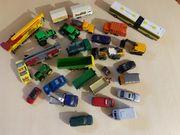 Verschiedene Fahrzeuge Matchbox Autos usw