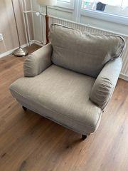 Ikea Stocksund Sessel 2er und