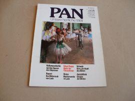 Bild 4 - Kunst-Zeitschrift PAN Burda-Verlag - Brühl