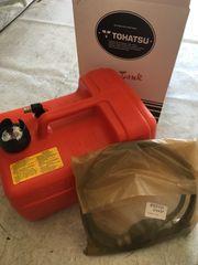 Tohatsu 12 Liter Tank mit