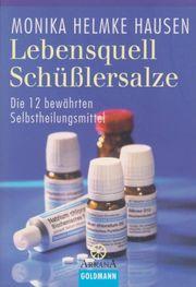 Lebensquell Schüsslersalze - Buch