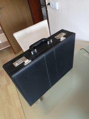 Aktenkoffer schwarz neuwertig