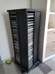 CD Archiv Rondell Esche schwarz