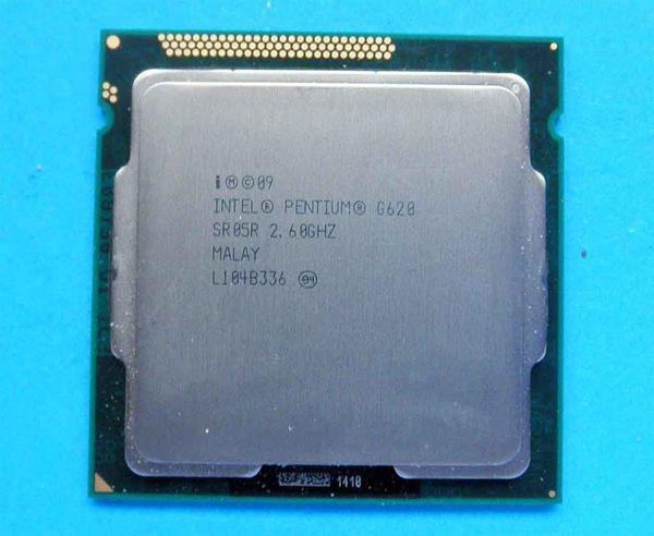 Intel Pentium Dual-Core G620 2x