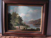 Gemälde Oel auf Holz