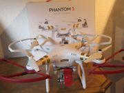 DJI Phantom 3 Professional mit