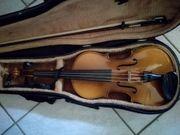 Violine Geige mit Zubehör