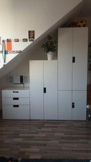 IKEA STUVA MALAD Kleiderschrank STUVA