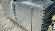 54 qm Gerüst Fassadengerüst Baugerüst