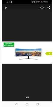 Monitor Samsung 49 Zoll