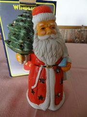 Weihnachtsmann Windlicht N E U