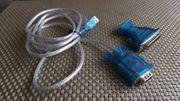 USB Kabel mit Adapter