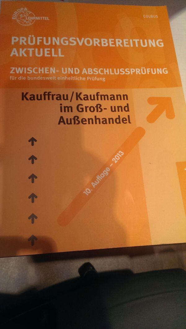 Prüfungsvorbereitung Aktuell Kaufmann im Groß-