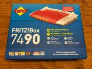 AVM Fritz Box WLAN 7490