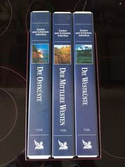 Readers Digest 3x VHS Band