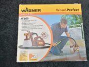 Feinsprühsystem für Holzschutz von Wagner