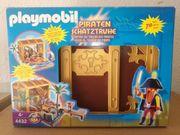 2 Piratenschatztruhen Playmobil originalverpackt zu