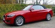 BMW 220i Cabrio,