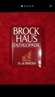 Brockhaus-Enzyklopädie komplett