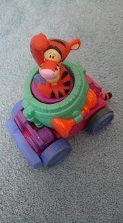 Winnie Puuh Tigger Auto mit
