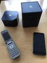 WLAN-Router Mobiltelefone