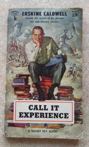 Call It Experience - Erskine Caldwell
